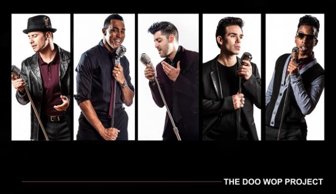 The Doo Wop Project at Pollak Theatre at Monmouth University
