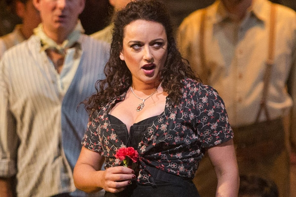 Carmen Met High Definition Broadcast at Pollak Theatre at Monmouth University