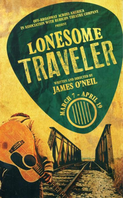 Lonesome Traveler at Pollak Theatre at Monmouth University