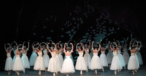 Bolshoi Ballet: Carmen Suite High Definition Broadcast at Pollak Theatre at Monmouth University