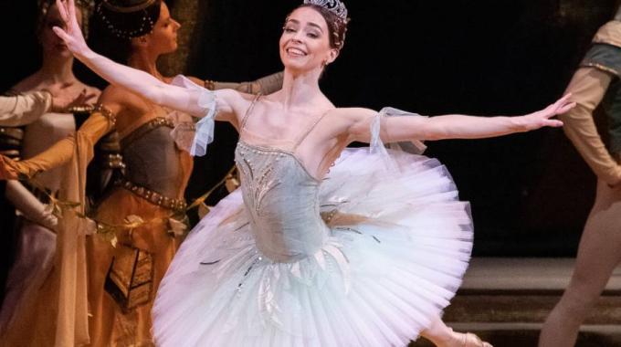 Bolshoi Ballet: Raymonda - Broadcast at Pollak Theatre at Monmouth University