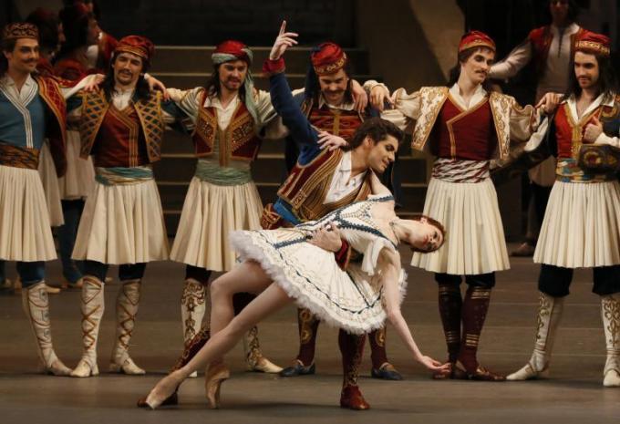 Bolshoi Ballet: Le Corsaire - Broadcast at Pollak Theatre at Monmouth University
