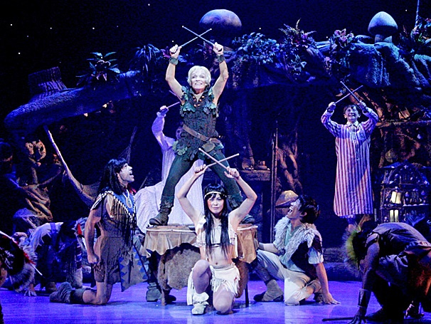Peter Pan at Pollak Theatre at Monmouth University