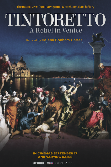 Tintoretto: A Rebel in Venice at Pollak Theatre at Monmouth University