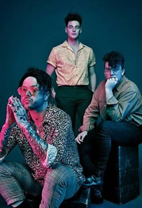 lovelytheband at Pollak Theatre at Monmouth University
