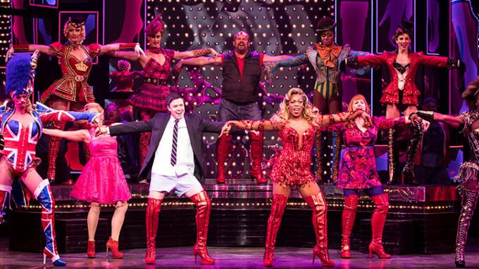 Kinky Boots at Pollak Theatre at Monmouth University