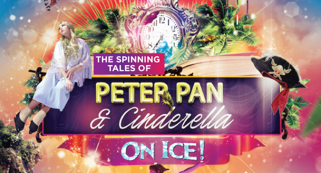 Spinning Tales of Cinderella at Pollak Theatre at Monmouth University