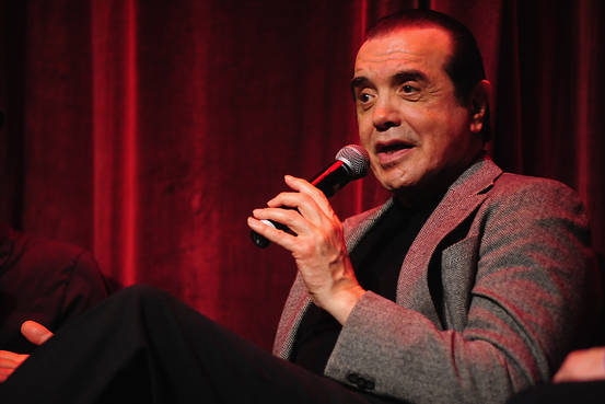 Chazz Palminteri: A Bronx Tale at Pollak Theatre at Monmouth University